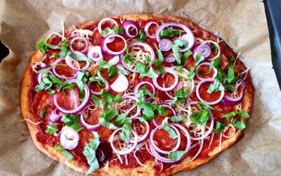 Keto Pizza van Mozzarella